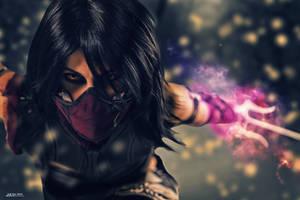 Mortal Kombat by LeelooKris