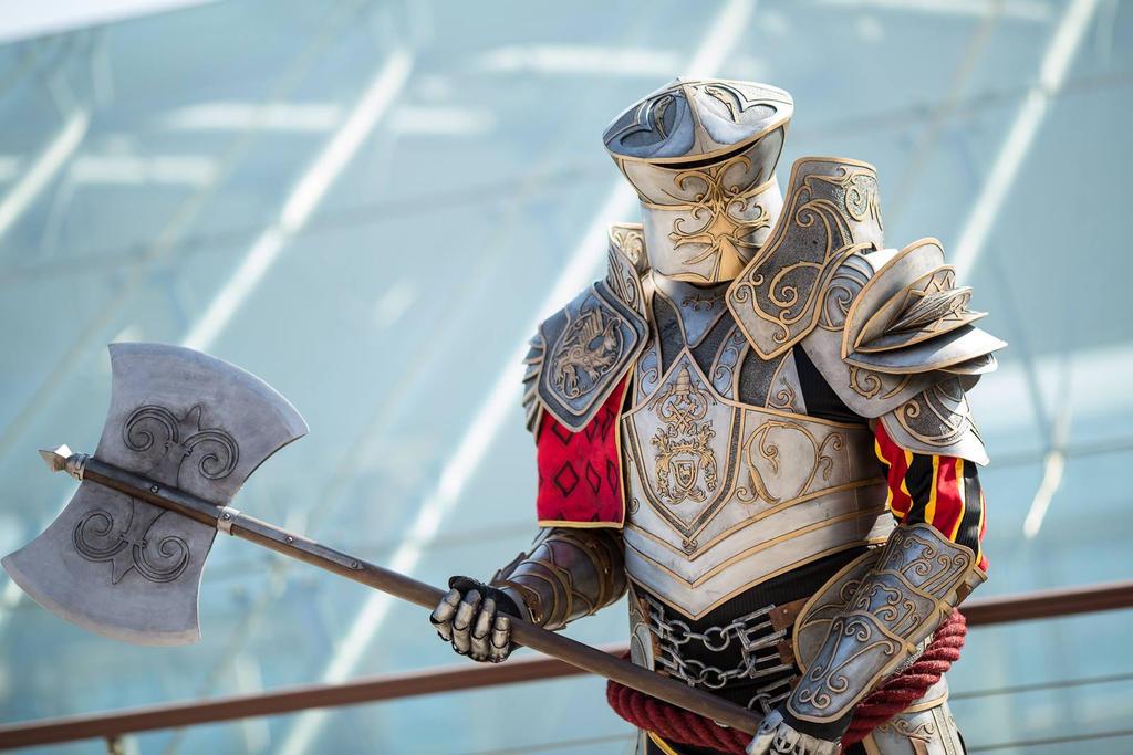 Assassin's Creed Brotherhood -Brute by LeelooKris