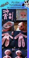 Kind of a plush tutorial