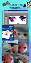 Plush eye tutorial by nitanita