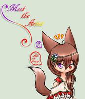 Meet the Artist! QA by Jade-Hearts-Art