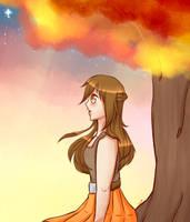 The Ancient Tree by Jade-Hearts-Art