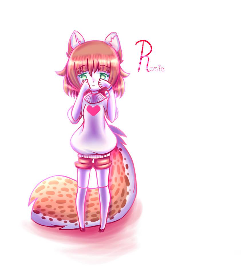 Rosie by Jade-Hearts-Art
