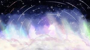 Fox Mountain by Jade-Hearts-Art
