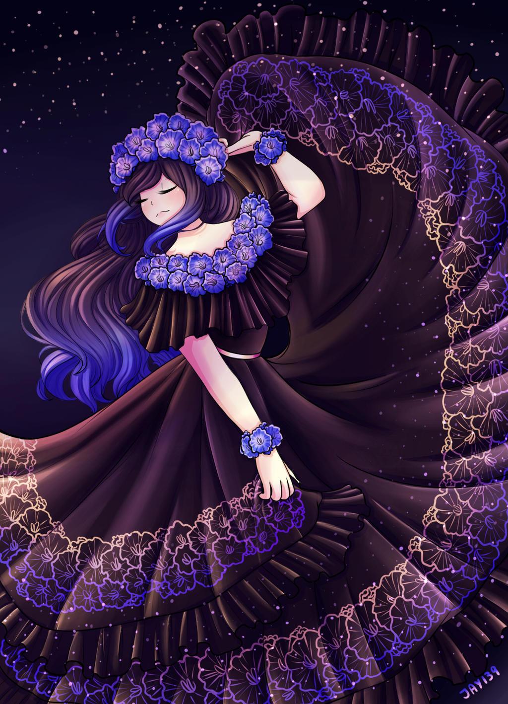 Hidden Beauty by Jade-Hearts-Art