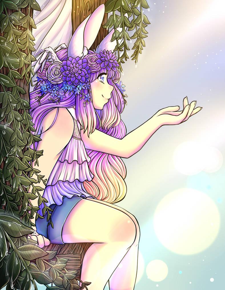 Happy Birthday Pemiin by Jade-Hearts-Art