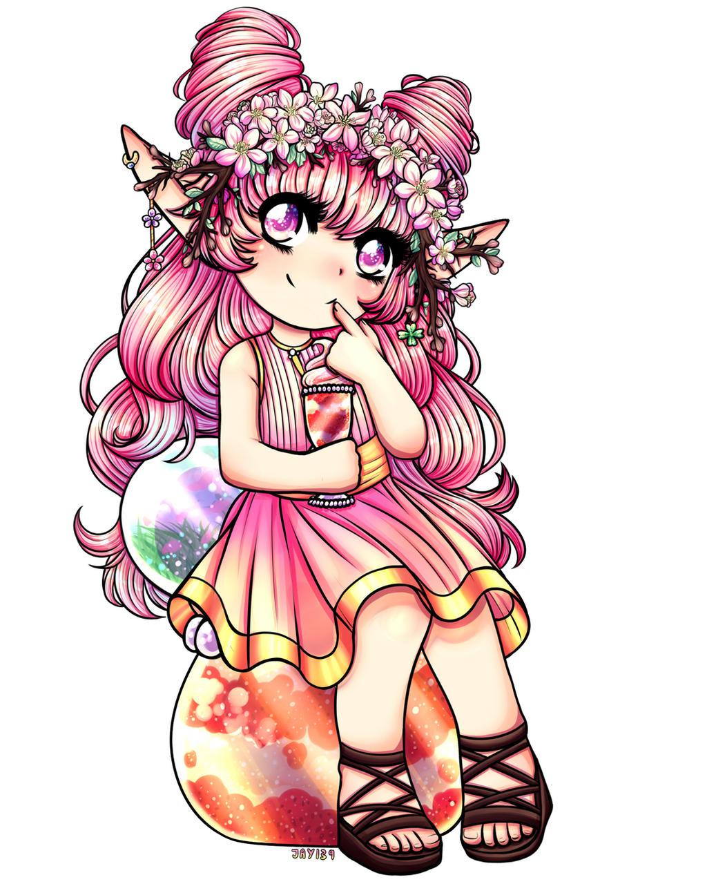 Ami Darling by Jade-Hearts-Art