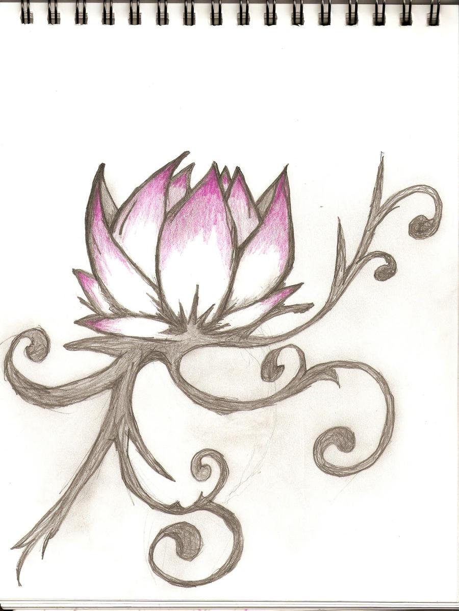 Lotus by Un-Pc