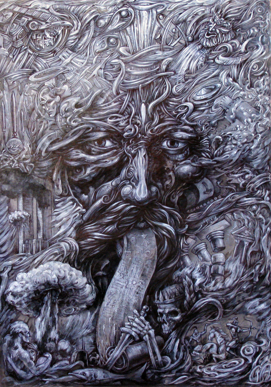 Prophecy by Somaritan
