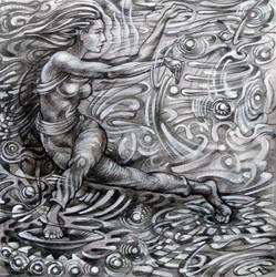 Prana Bindu. by Somaritan