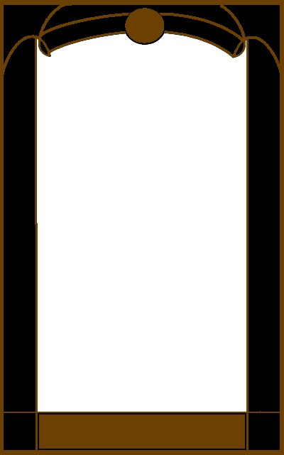 PHS Cartomancy Tarot Card Template By Shadowstep On DeviantArt - Tarot card template