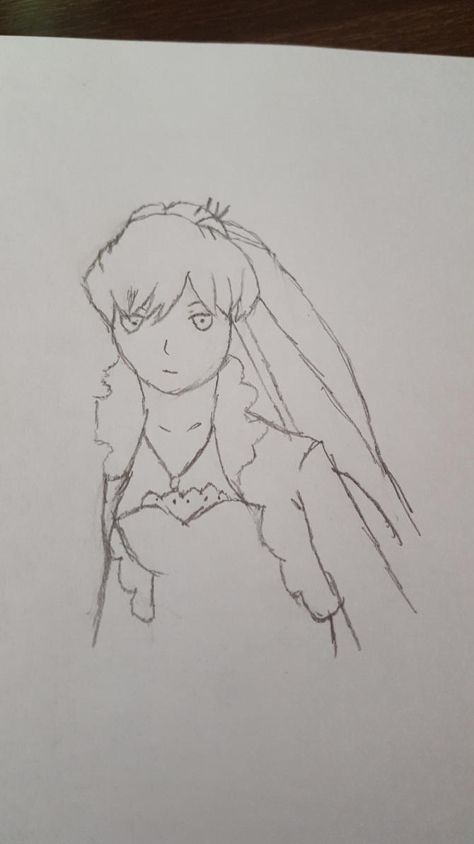 Weiss by Shadowstep09