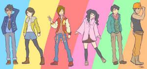 Ressha Sentai ToQger by MrRizeAG