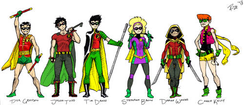 Robin Redesigns