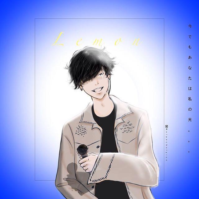 Kenshi Yonezu Fanart By Melancholyrue On Deviantart