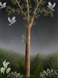 Solitude by ninokhan