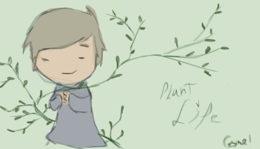 Plant life by cesarasdf
