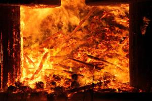 Fire stock 003 by Kvaale