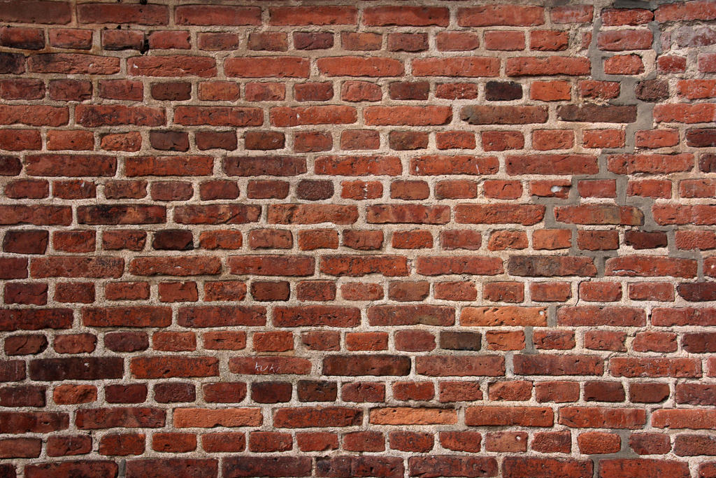 Old Brick Part - 18: Fredrikstad Gamlebyen Old Brick Wall Texture 1 By Kvaale ...