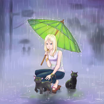 Those rainy days