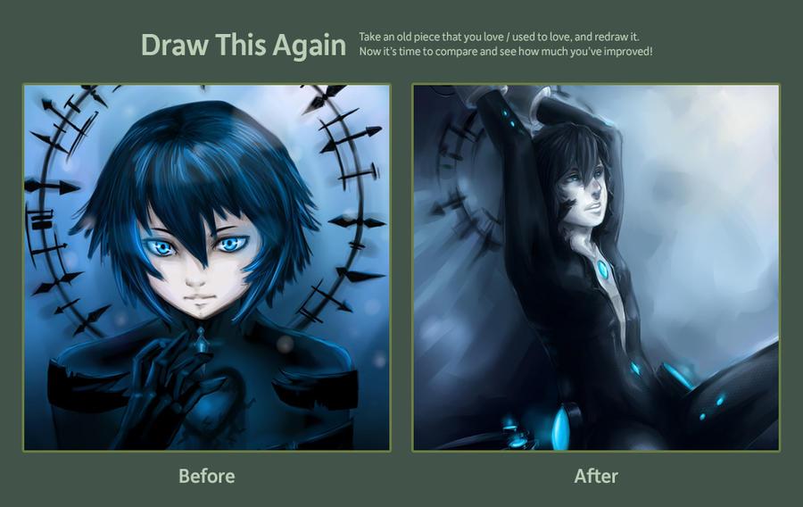 Draw this again: Anima by DamaiMikaz