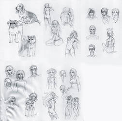 Sketchdump December 2013