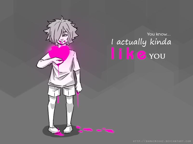 I like you by DamaiMikaz
