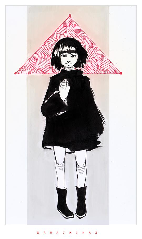 [Inktober] Patterns by DamaiMikaz
