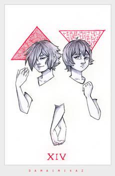 [Inktober] The twins