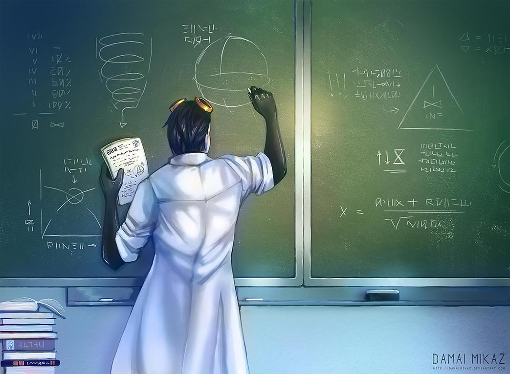 Equations by DamaiMikaz