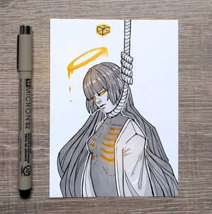 [Inktober] 16 Death