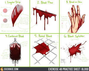 Sketchdump October 2016 [Blood]