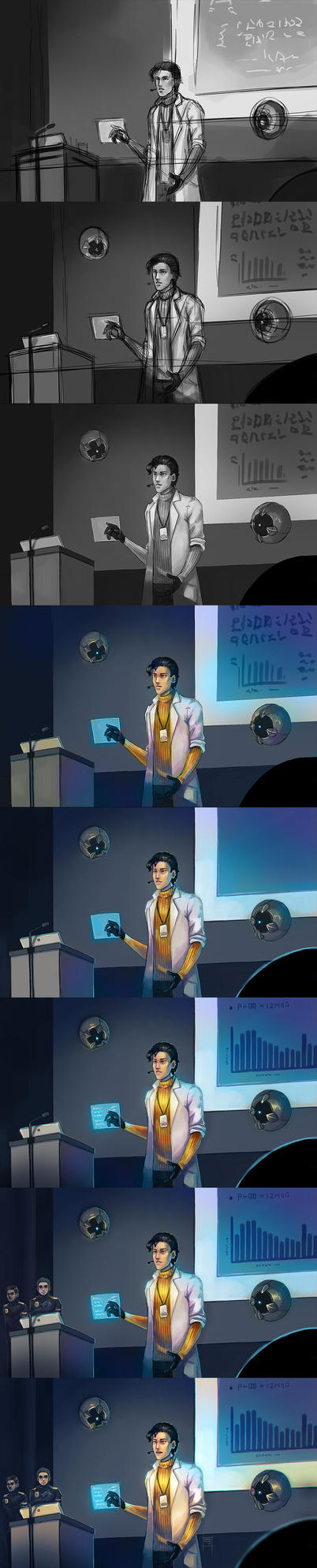 [Progress] Lecture by DamaiMikaz
