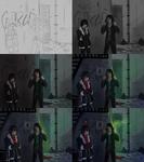 [Progress] Meeting in a dark alley