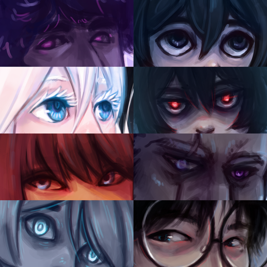 Eye Meme by DamaiMikaz