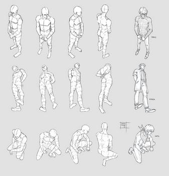 Sketchdump April 2019 [Perspective] by DamaiMikaz
