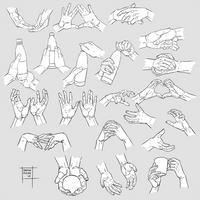 Sketchdump may 2019 [Both hands]