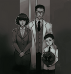 Korovin family picture