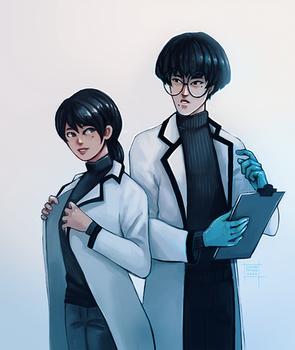 Azatz science team