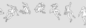Sketchdump March 2020 [Jump]