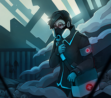 Underground medic
