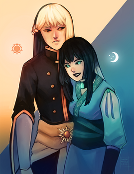 [CM] Solanis and Lunaris