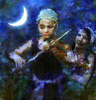 Gypsy Moon by Artismo69