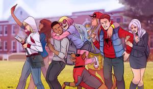 Marvel Kids