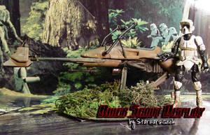 Star Wars Speeder Bike 3 by starwarsgeekdotnet