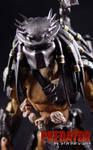 Predator custom helmet closeup