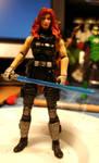 Star Wars Mara Jade WIP