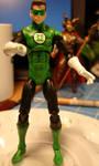 Green Lantern WIP