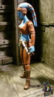 Jedi Knight Aayla Secura