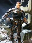 HALO Marine 4' custom figure
